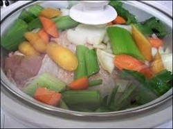 Stress free cooking with a crockpot