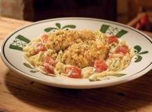 Olive Garden Chicken Crostina